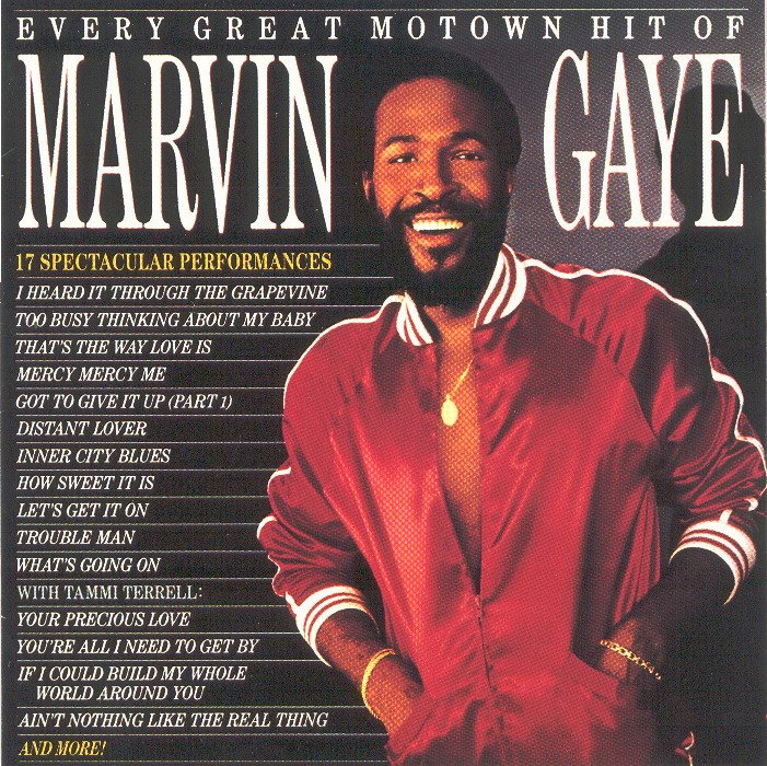 Marvin Gaye - How Sweet It Is To Be Loved By You - Forever